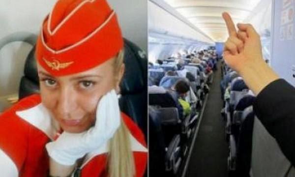 Δείτε γιατί αεροσυνοδός έχασε τη δουλειά της. Τι πόσταρε στο Facebook (Photo)
