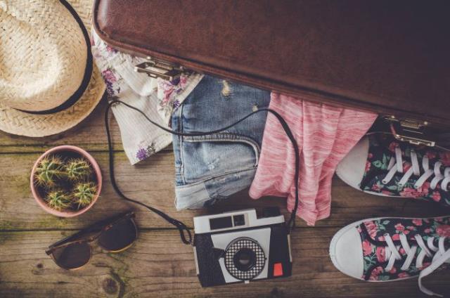 Πακετάρισμα βαλίτσας