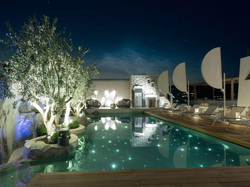 Kensho Mykonos pool