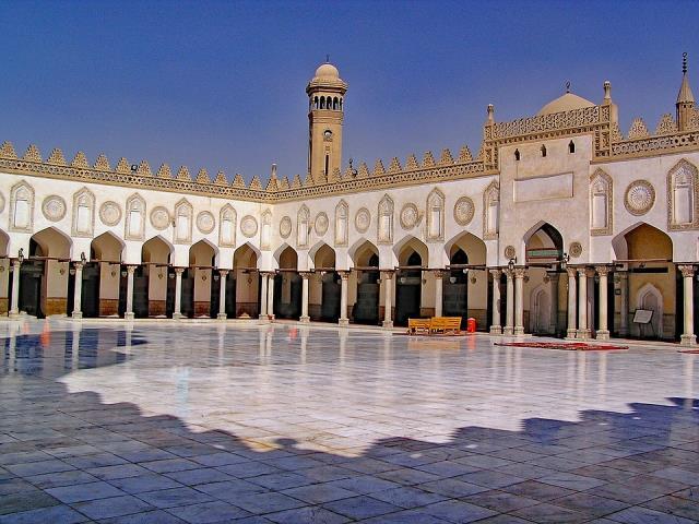 Τέμενος Αλ Αζάρ, Κάιρο, Αίγυπτος