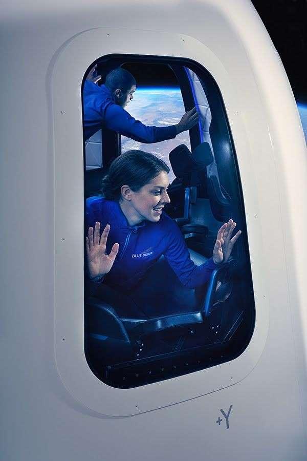 Το πρώτο διαστημικό κρουαζιερόπλοιο είναι ό,τι καλύτερο θα δεις σήμερα! (Photos)