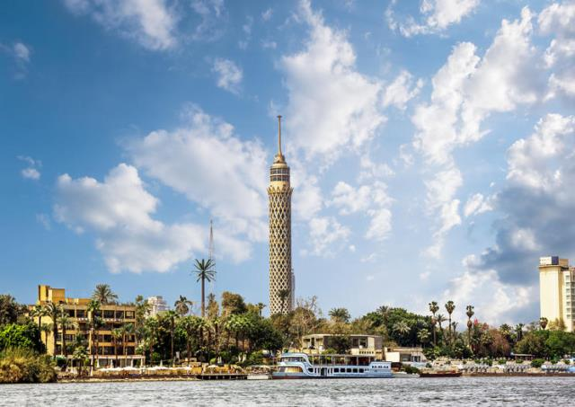 Πύργος του Καΐρου, Αίγυπτος