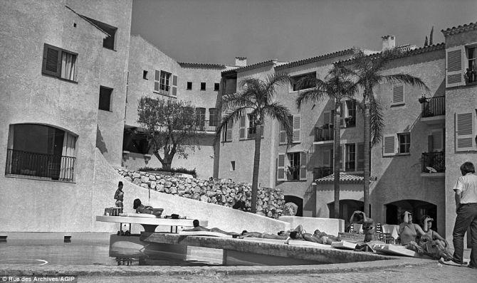 Δες το θρυλικό ξενοδοχείο του Saint Tropez που αποθέωσαν οι stars του Hollywood όπως ο Jack Nicholson και ο Clint Eastwood!
