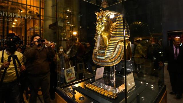 Αιγυπτιακό Μουσείο - Τουταγχαμόν