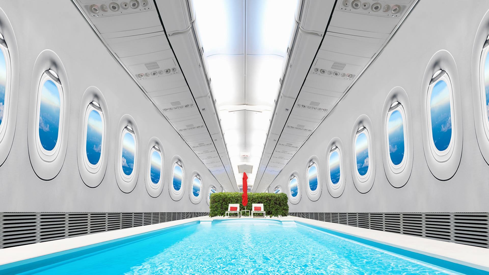 Στην Emirates τρελάθηκαν! Δείτε αποκλειστικά στο travelstyle τα σχέδια για το μεγαλύτερο αεροσκάφος στον κόσμο! Είναι τριώροφο, θα έχει αίθουσα μπιλιάρδου γυμναστήριο μέχρι και πισίνα...