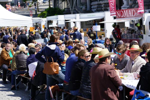 Oι 10 κορυφαίες street food αγορές τις Ευρώπης για να... γλύφεις και τα δάχτυλά σου!