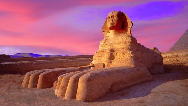 Μεγάλη Σφίγγα της Γκίζας, Κάιρο, Αίγυπτος