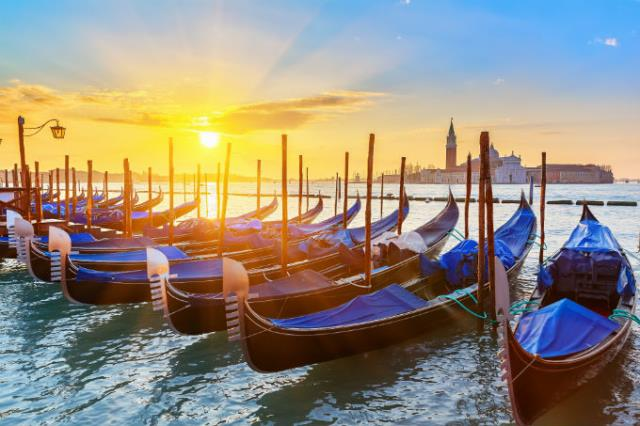 Γόνδολες Βενετία