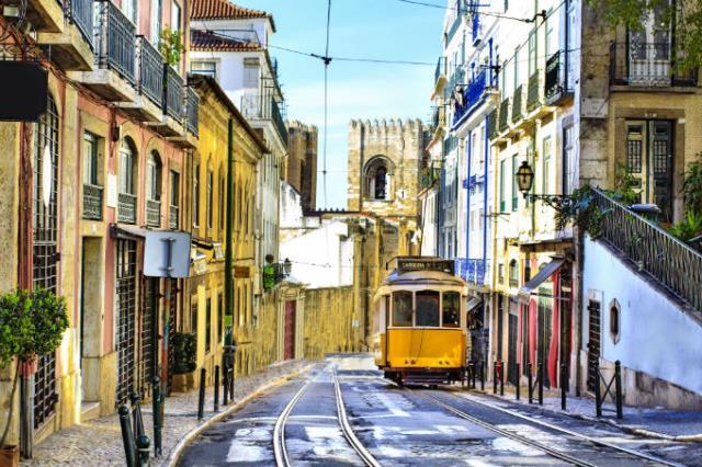 Τραμ Λισαβόνα