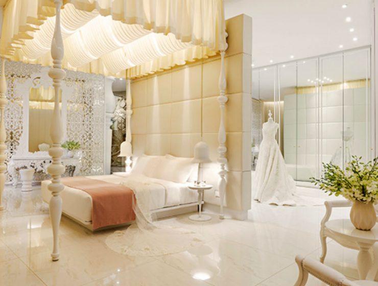Η πολυτελέστερη γαμήλια σουίτα του κόσμου, για ταξίδι του μέλιτος πολλών... αστέρων!