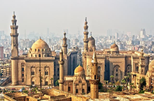 Παλιά πόλη Κάιρο
