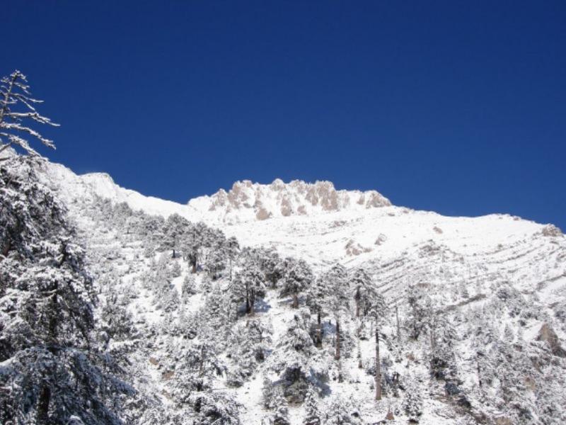 34c56793ff Χιόνια απο Δευτέρα στα ορεινά της βόρειας και κεντρικής Ελλάδας