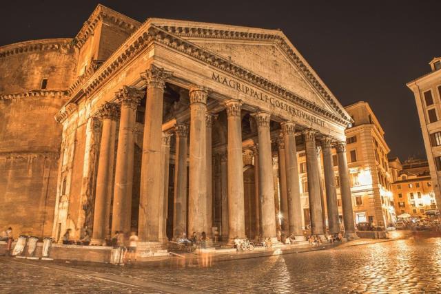 Πάνθεον, Ρώμη