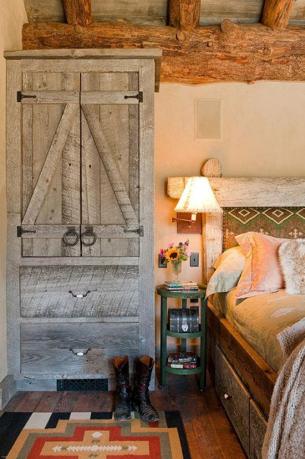 Ενα παραμυθένιο σπίτι από ξύλο και πέτρα... κυριολεκτικά βουτηγμένο σε μια μαγευτική λίμνη! Θα το λατρέψετε!!!