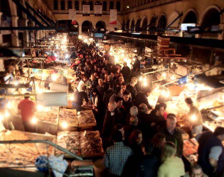 Κεντρική Αγορά Αθηνών