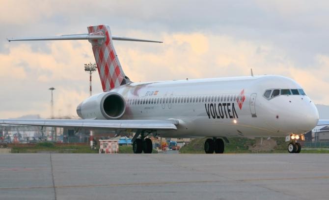 Η Volotea «πετάει» ξανά για Θεσσαλονίκη!
