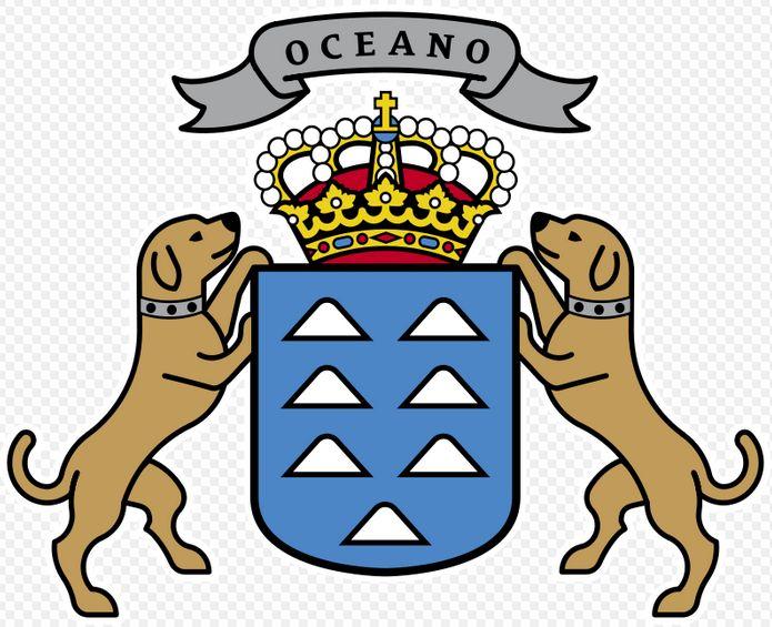 Κι όμως, οι Κανάριες Νήσοι δεν πήραν το όνομά τους από τα καναρίνια! Η αλήθεια προδίδεται από τη... σημαία τους! (Photos)