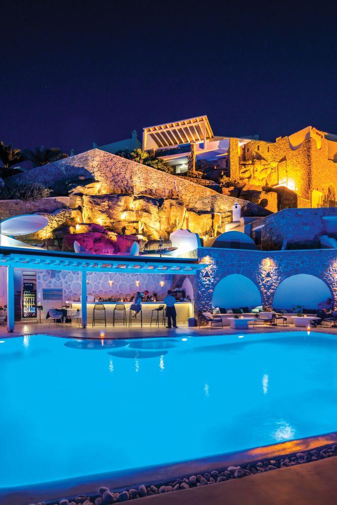 Kouros Hotel Μύκονος