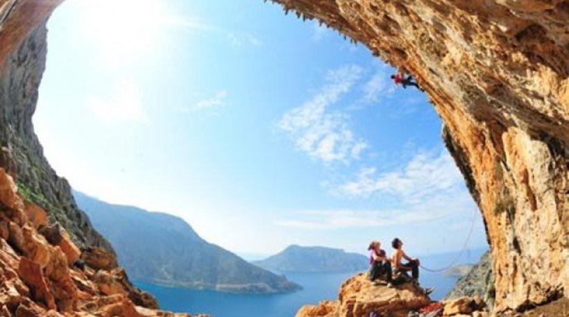 Δείτε ποιο ελληνικό νησί είναι η  «Μέκκα» της αναρρίχησης