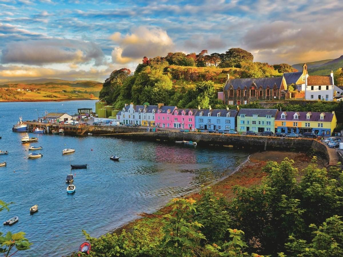 Isle of Skye, Σκωτία