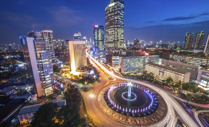 Τζακάρτα, Ινδονησία