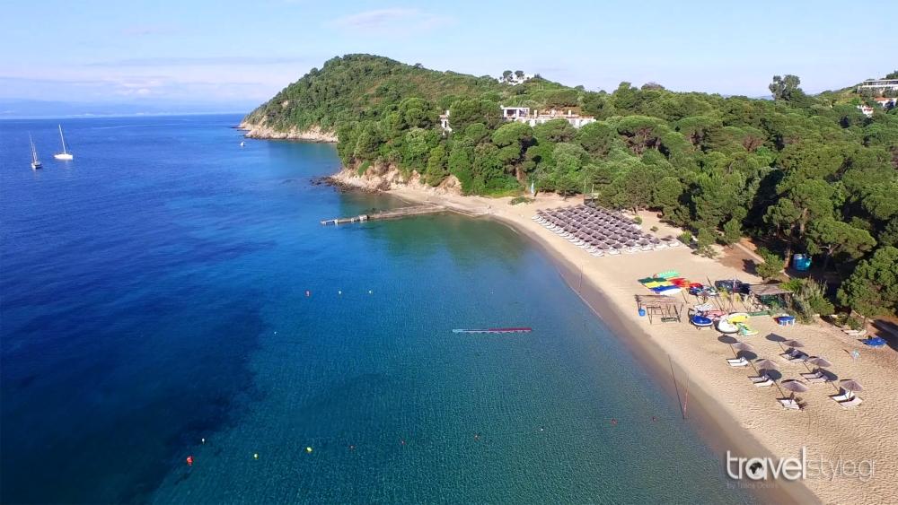 Οι ομορφότερες ελληνικές παραλίες σε εκπληκτικές φωτογραφίες από drone!