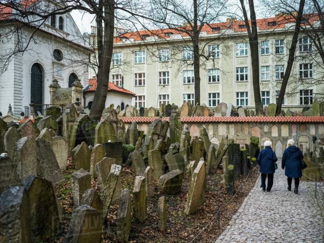 Παλιό Εβραϊκό Νεκροταφείο Πράγα