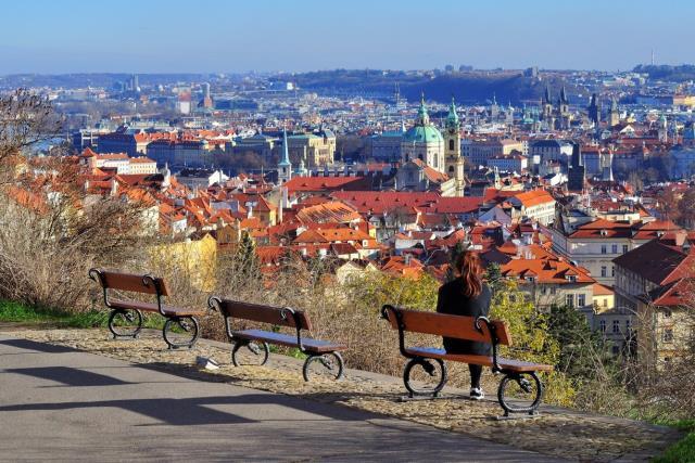 Λόφος Petrin, Πράγα