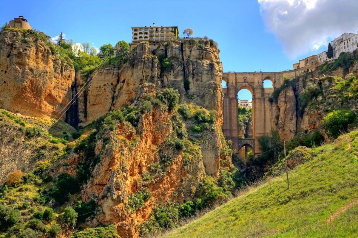 Ronda, πόλη της Ισπανίας