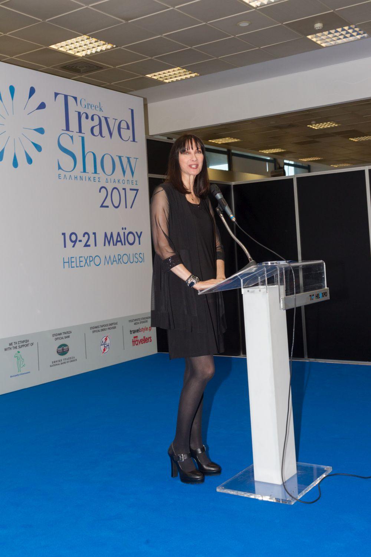 Greek Travel Show