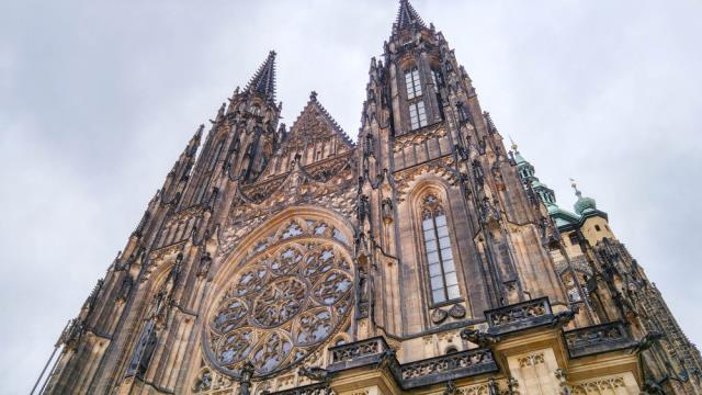 Ναός St Vitus Πράγα
