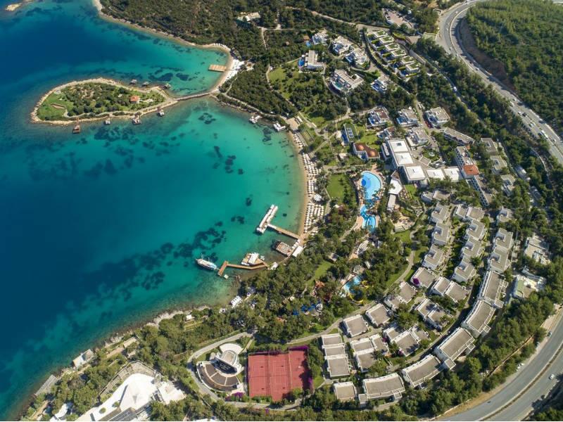 Αλικαρνασσός: Το κοσμοπολίτικο στολίδι της γειτονικής Τουρκίας