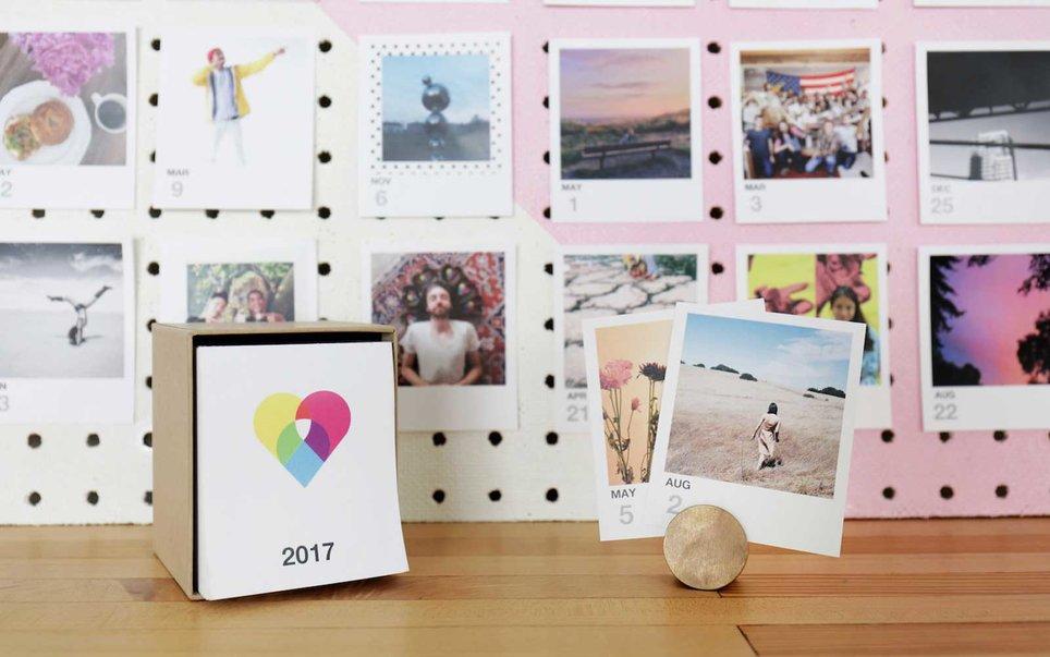Ημερολόγιο με φωτογραφίες