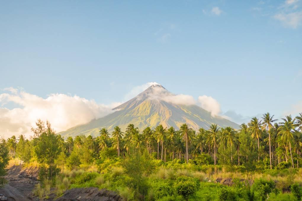 Φιλιππίνες ηφαίστειο