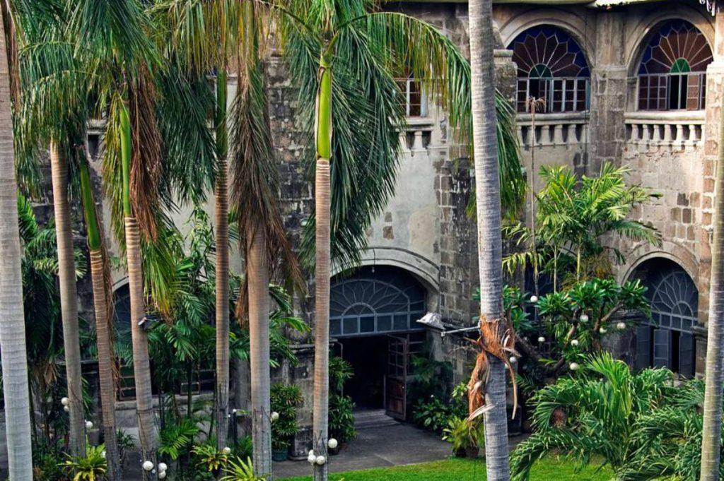 Ισπανική Αποικιακή Αρχιτεκτονική, Φιλιππίνες