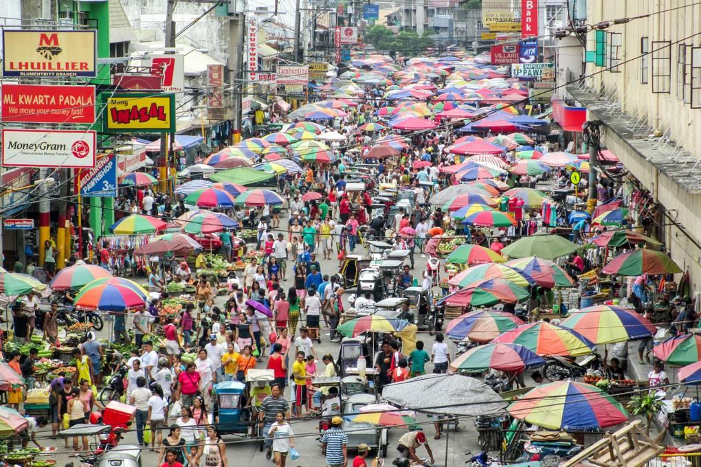 Φιλιππίνες αγορές - shopping