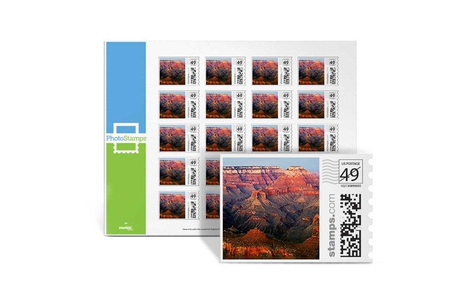 γραμματόσημο ταξιδιού