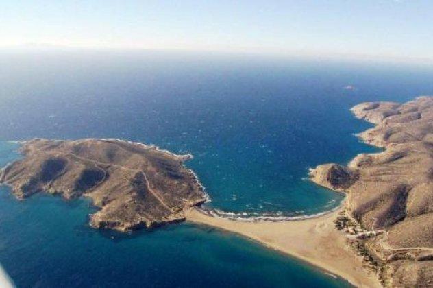 Πρασονήσι: Γνωρίστε την παραλία της Ρόδου που φημολογείται ότι θα φιλοξενήσει τον τελικό του Survivor (Photos)