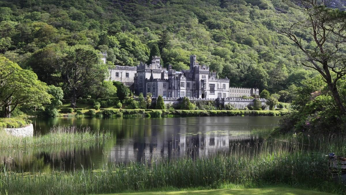 Kylemore Abbey,Ιρλανδία
