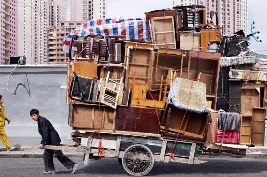Οι ακραίες συνθήκες των εργαζομένων της Κίνας μέσα από το φωτογραφικό φακό που προκάλεσαν αίσθηση!(photo)