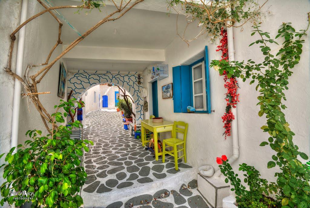 Η πιο όμορφη βιβλιοθήκη της Ελλάδας βρίσκεται σε ένα ελληνικό  νησί!!!(photo)