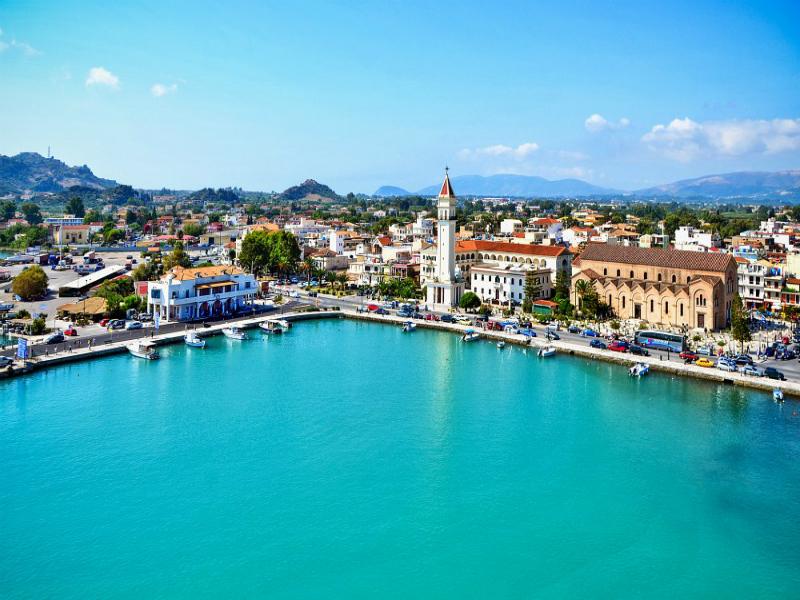 Ζάκυνθος...η 'ωραία'του Ιονίου και οι παραλίες της!(photo)