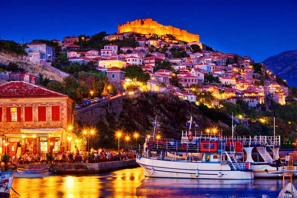 Λέσβος, Ελλάδα