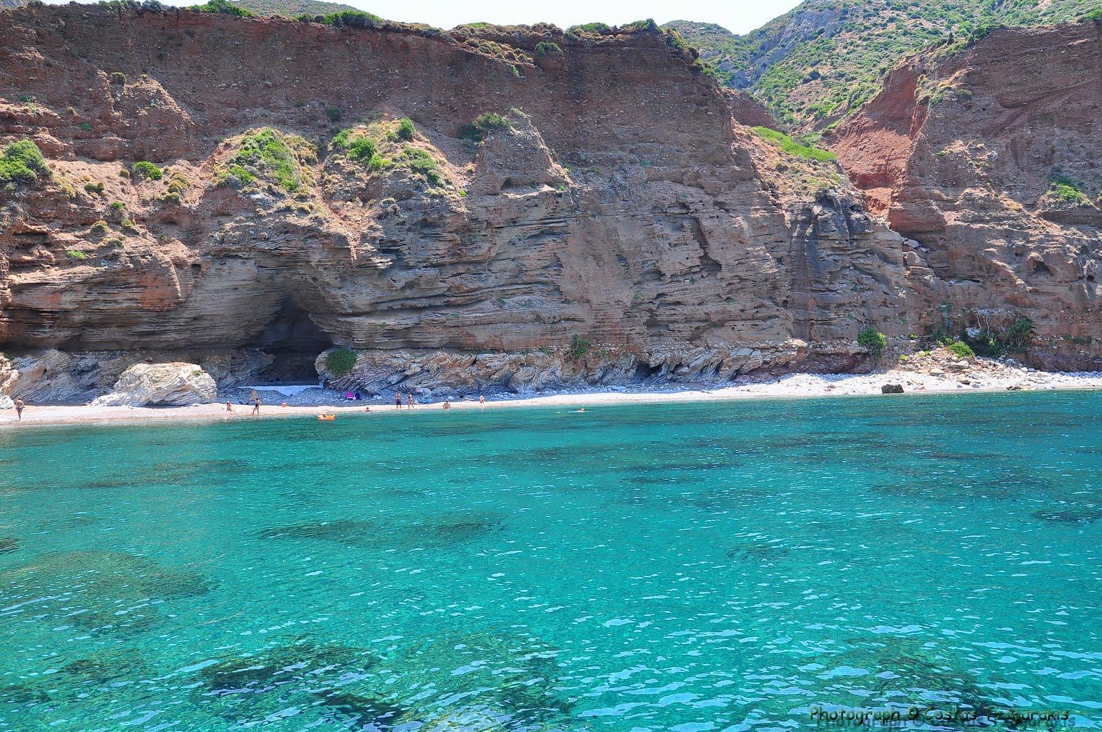 Ταξίδι στα καταπληκτικά Κύθηρα με drone!Δείτε την ομορφιά του νησιού από ψηλά!!!(photo & video)
