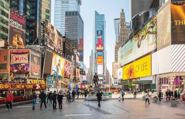 Times Square, Νέα Υόρκη