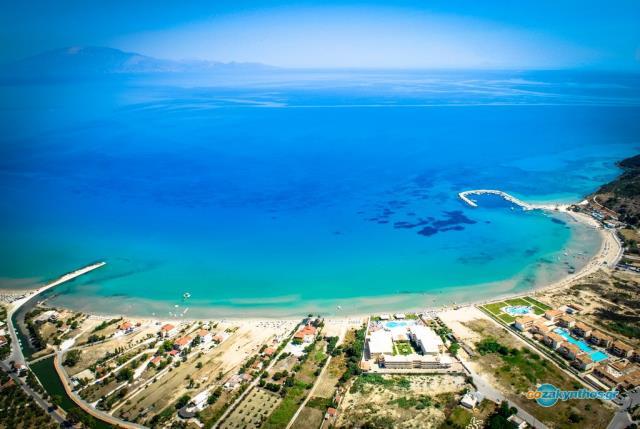 Παραλία Αλυκές, Ζάκυνθος