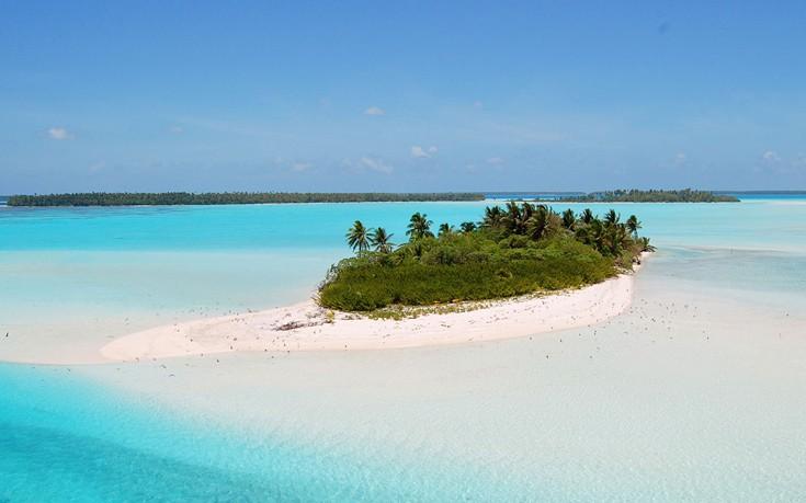 Αυτός είναι ο επίγειος παράδεισος του Μάρλον Μπράντο στη Γαλλική Πολυνησία!!!(photo)