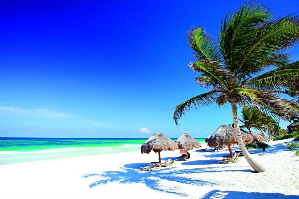 Παραλία Tulum Κανκούν