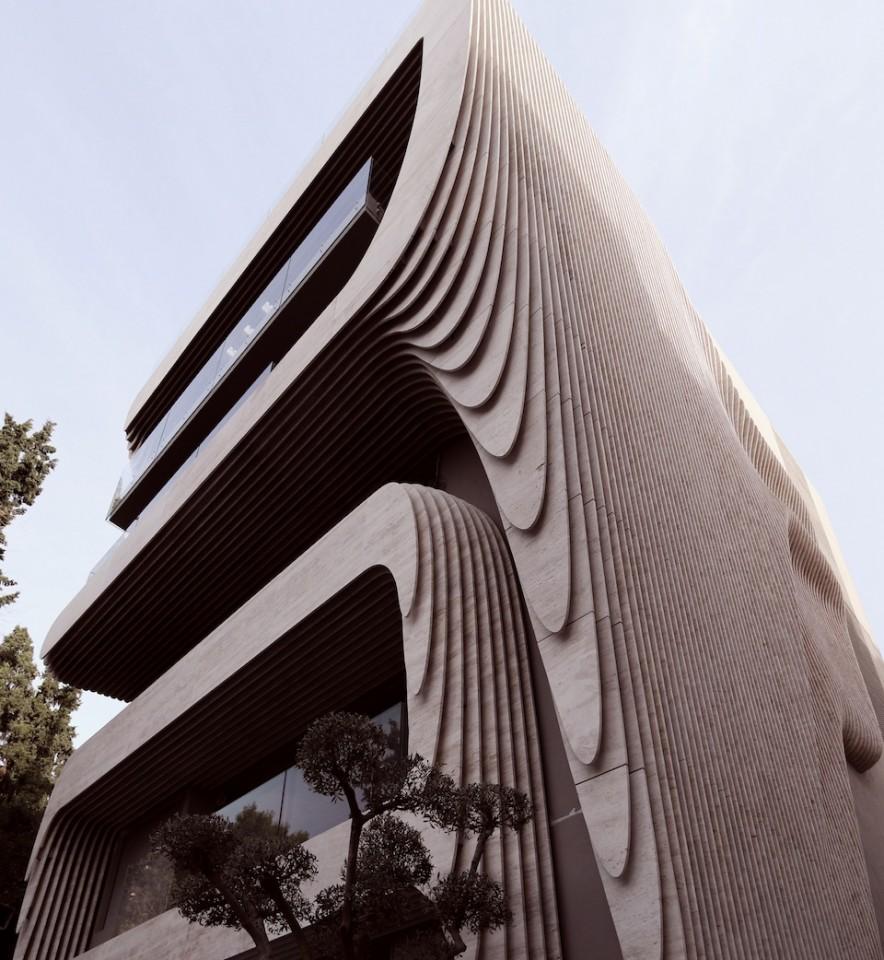 """Αυτό είναι το αρχιτεκτονικό """"κόσμημα""""της Αθήνας!!!(photo)"""