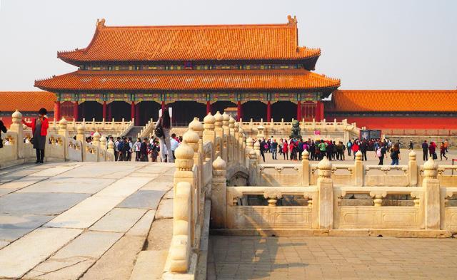 Απαγορευμένη Πόλη, Πεκίνο, Κίνα